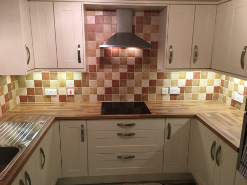 Kitchen Tiler Aylsham Norwich