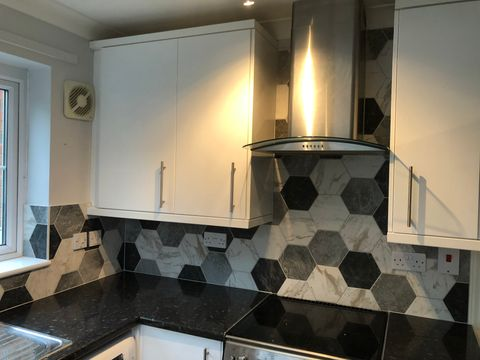 Hexagon Tiles Norfolk Tiler